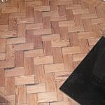 Oude vloer