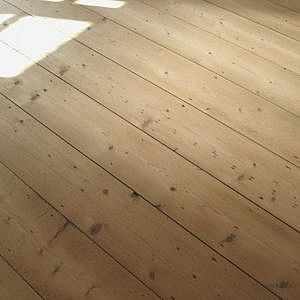 Oud grenen - Vloeren