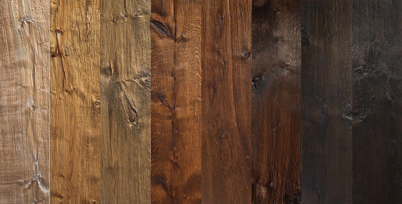 Raftwood kleuren