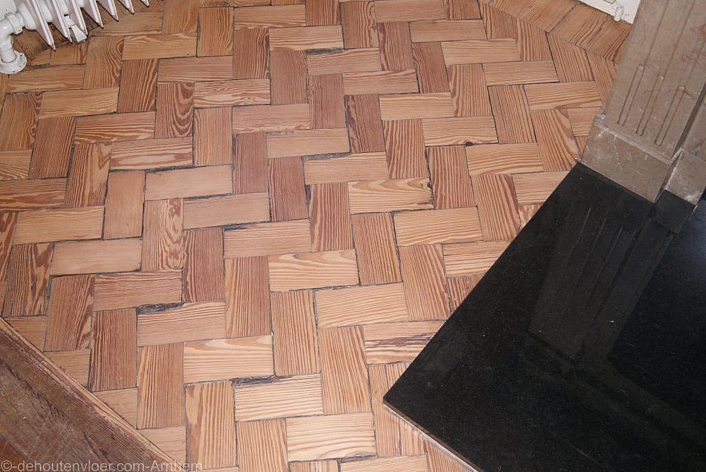 Visgraat en overig parket vloer design