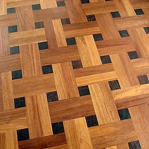 Vlechtpatroon - Vloeren