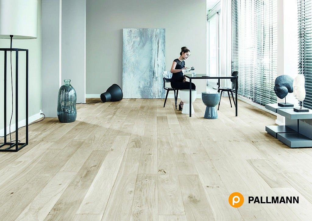 Minimalistisch vloer design